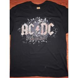 Tričko AC / DC